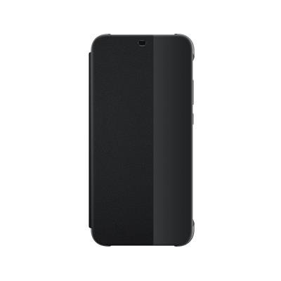 Capa S-View Original Huawei P20 Lite Preta