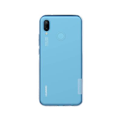 Capa Silicone Nillkin Huawei P20 Lite Transparente