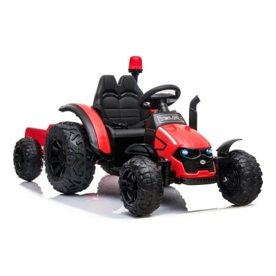 Electric Tractor HZB-200 12V Red