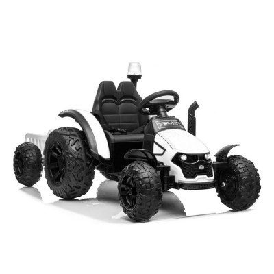 Electric Tractor HZB-200 12V White