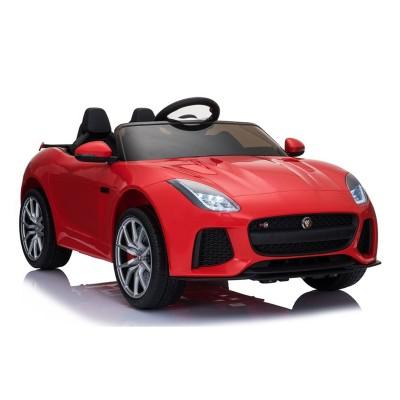 Electric Car Jaguar F-Type 12V Red