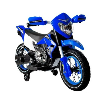 Electric Motorcycle FB-6186 6V Blue