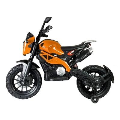 Electric Motorcycle DLS01 12V Orange