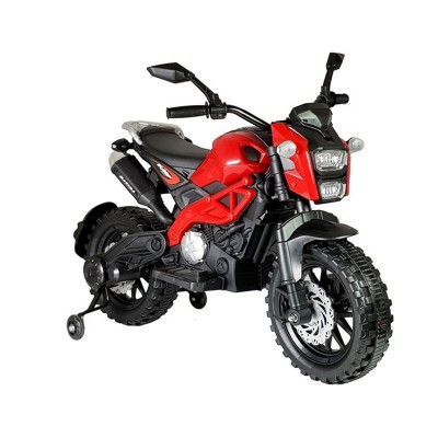 Electric Motorcycle DLS01 12V Red
