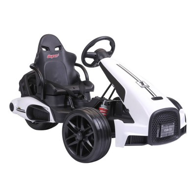 Electric Car GoKart CH9939 12V White