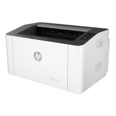 Impressora Monocromática HP 107A Branca