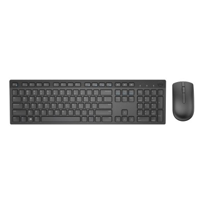 Keyboard + Mouse Dell Wireless KM636 PT Black (580-ADGK)