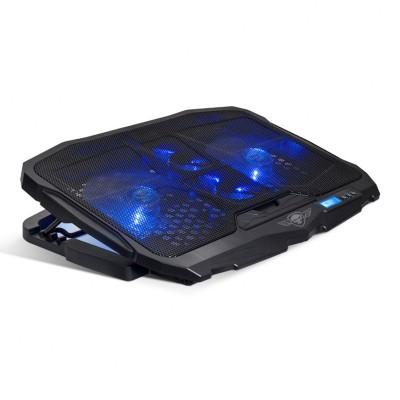 "Cooling Pad Spirit Of Gamer Airblade 600 17.3"" LED Blue"
