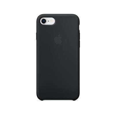 Original Silicone Case iPhone 8 MQGK2ZM/A Black