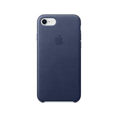 Original Leather Case iPhone 8 MQH82ZM/A Blue