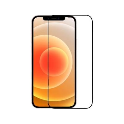 Tempered Glass Film iPhone 12 Mini Full Screen Black