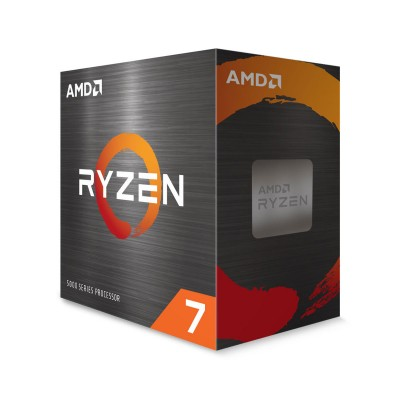 Processador AMD Ryzen 7 5800X 8-Core 3.8GHz c/ Turbo 4.7GHz 36MB AM4
