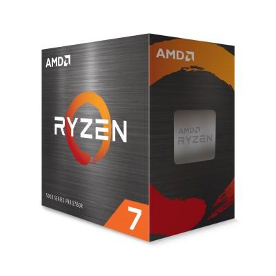 Processor AMD Ryzen 7 5800X 8-Core 3.8GHz c/ Turbo 4.7GHz 36MB SktAM4