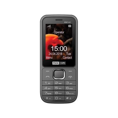 Maxcom MM142 Dual SIM Grey