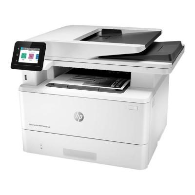 Impressora Multifunções Monocromática HP LaserJet Pro M428fdw Wi-Fi/Fax/Duplex Branca