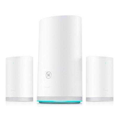 Mesh System Huawei Wi-Fi Q2 Pro Dual Band AC1200 White (1 Base + 2 Satélites)
