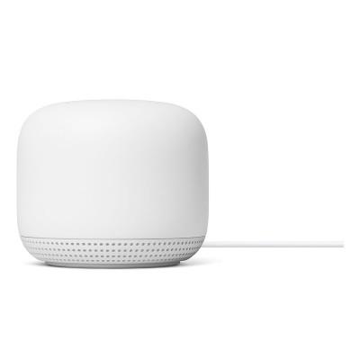 Mesh System Google Nest Wifi Dual Band AC1200 White (GA00667-ES)