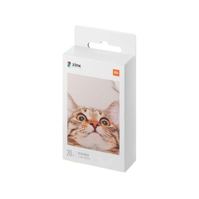 Papel Fotográfico Xiaomi Mi Portable Photo Printer