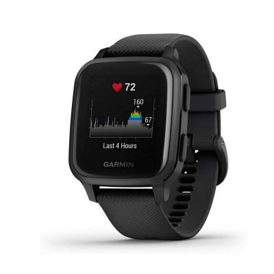 Smartwatch Garmin Venu Sq Music Edition Black