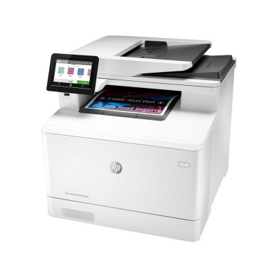 Multifunction Printer HP LaserJet Pro M479fnw White
