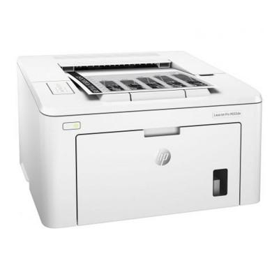 Printer Monochrome HP LaserJet Pro M203dn White