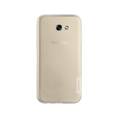 Nillkin Silicone Case Samsung A320 Transparent