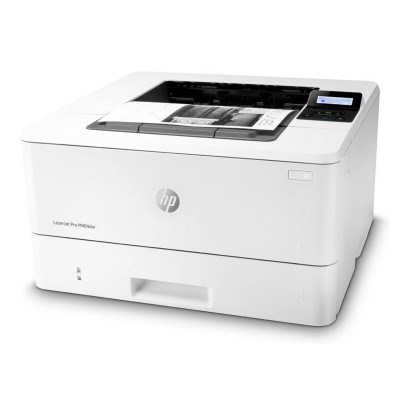 Printer Monochrome HP LaserJet Pro M404dw White