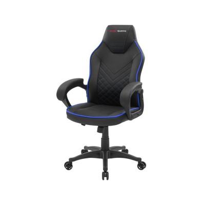 Cadeira Gaming Mars Gaming MGCX One Preto/Azul (MGCXONEBBL)