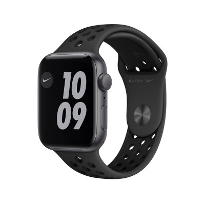 Apple Watch Nike SE 44mm GPS Grey w/Sport Bracelet Black