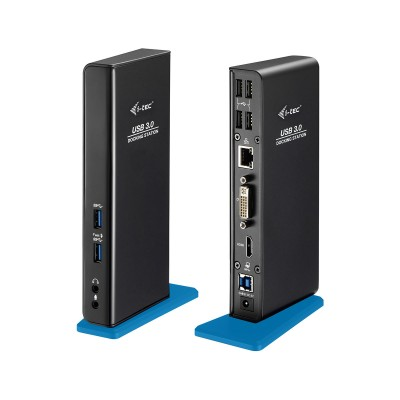 Dock Station i-tec USB 3.0 Black (U3HDMIDVIDOCK)