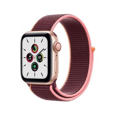 Smartwatch Apple Watch SE GPS + Cellular 40 mm Loop Sport Plum