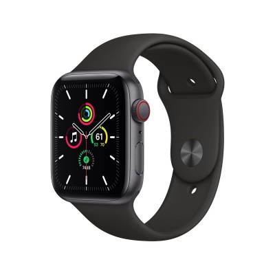 Apple Watch Series 6 44mm GPS+Cellular Black