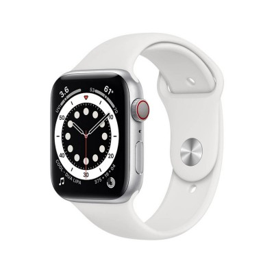 Smartwatch Apple Watch Series 6 GPS + Cellular 40 mm Silver