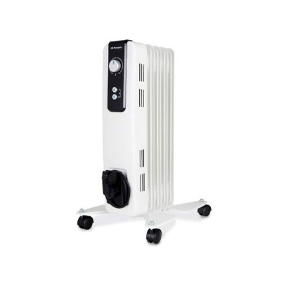 Oil Heater Orbegozo RH-1000 1000W White