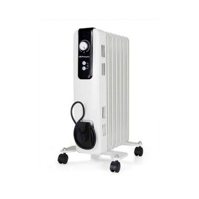 Oil Heater Orbegozo RH-1500 1500W White