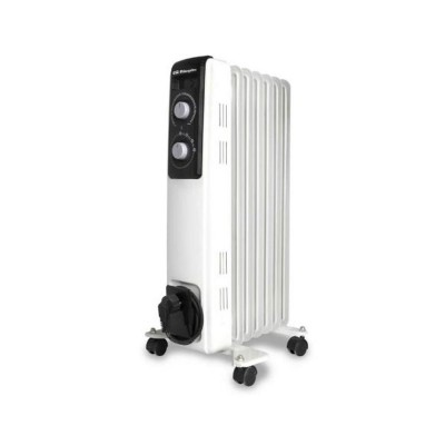Oil Heater Orbegozo RF-1500 1500W White