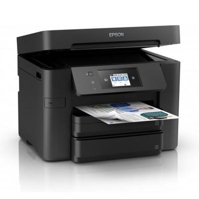 Impressora Multifunções Epson WorkForce Pro WF-4830DTWF Preta