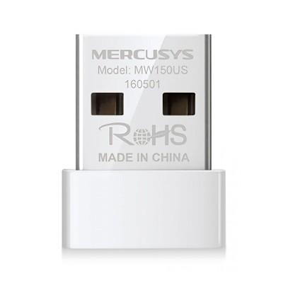 Wi-Fi USB Adapter Mercurys MW150US Nano N150