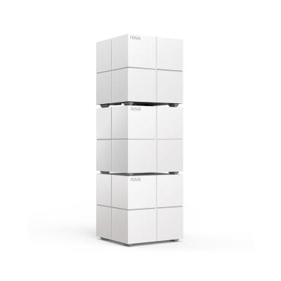 Mesh System Tenda Nova MW6 Dual Band AC1200 White (3 units)