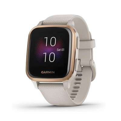 Smartwatch Garmin Venu Sq Music Edition Rose Gold/Beige