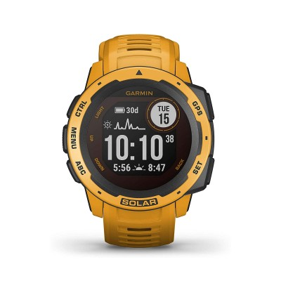 Smartwatch Garmin Instinct Solar Yellow