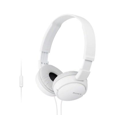 Auriculares Sony Blancos (MDR-ZX110AP)