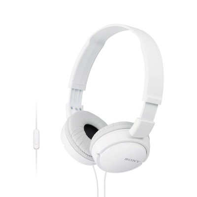 Headphones Sony White (MDR-ZX110AP)