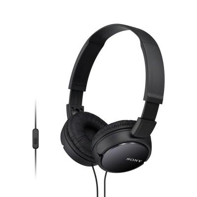 Headphones Sony Black (MDR-ZX110AP)