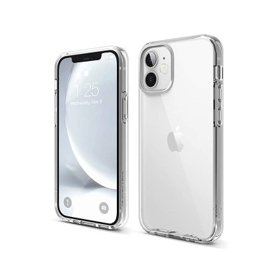 Cover Forcell iPhone 12 Mini Transparent