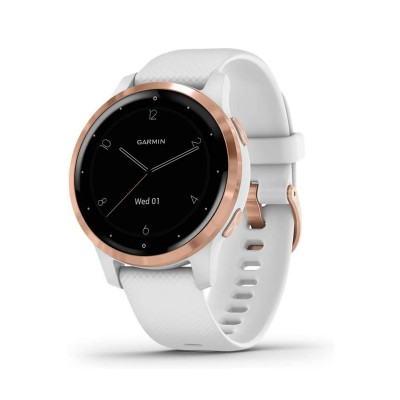 Smartwatch Garmin Vivoactive 4S 40mm Rose Gold/White