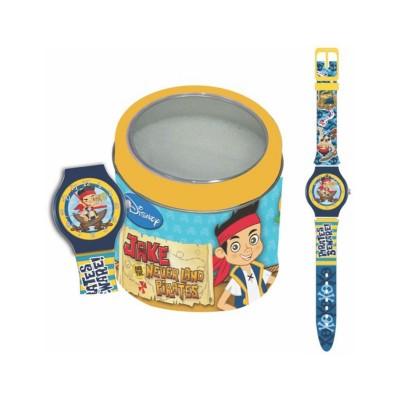 Relógio de Criança Walt Disney Jake e os Piratas