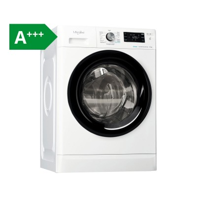 Máquina de Lavar Roupa Whirlpool 8Kg 1200RPM Branca (FFB8248BVPT)