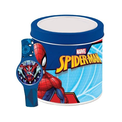 Children's Watch Marvel Spiderman Blue