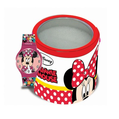 Relógio de Criança Walt Disney Minnie